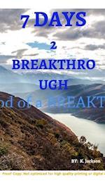 7 Days 2 Breakthrough - The Devotional