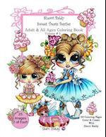 Sherri Baldy My-Besties Sweet Treats Adult Coloring Book af Sherri Ann Baldy