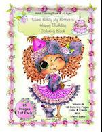 Sherri Baldy My-Besties Birthday Coloring Book af Sherri Ann Baldy