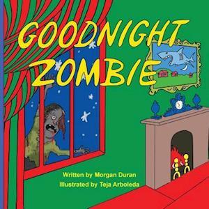 Bog, paperback Goodnight Zombie af Morgan Duran