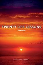Twenty Life Lessons