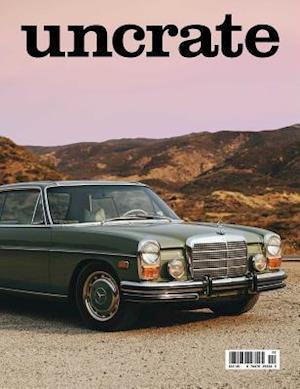 Bog, paperback Uncrate Magazine Issue 2