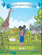 Saniyah Goes to the Zoo