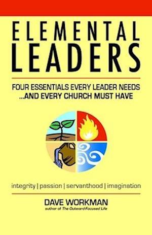 Bog, paperback Elemental Leaders af Dave Workman