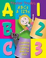 Teacup Trudy's ABC's & 123's Coloring Book