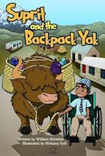 Suprit and the Backpack Yak