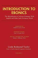 Introduction to Ebonics (Volume, nr. 1)
