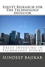 Equity Research for the Technology Investor