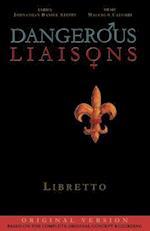 Dangerous Liaisons (Libretto)