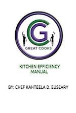 Great Cooks Kitchen Efficiency Manual