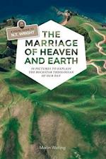 The Marriage of Heaven and Earth - A Visual Guide to N.T. Wright af Marlin Watling