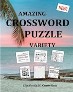 Amazing Crossword Puzzle Variety