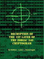 Decryption of the 1st Layer of the Zodiac 340 Cryptogram