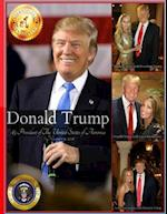 Donald Trump 45th President of the United States of America