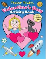 Teacup Trudy's Valentine's Day Activity Book