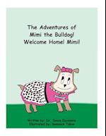 The Adventures of Mimi the Bulldog! Welcome Home! Mimi!