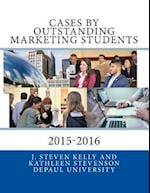 Cases by Outstanding Marketing Students