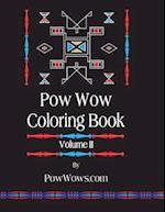 POW Wow Coloring Book - Volume II