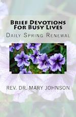 Brief Devotions for Busy Lives