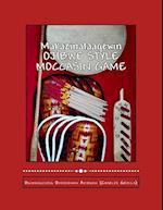 Ojibwe Style Moccasin Game