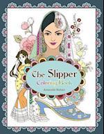 The Slipper Coloring Book af Amanda Sohan
