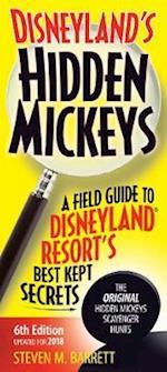 Disneyland's Hidden Mickeys