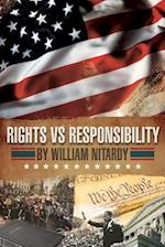 Rights Vs Responsibility