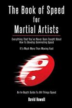 The Book of Speed for Martial Artists