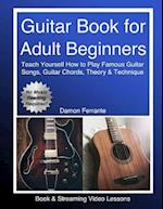 Guitar Book for Adult Beginners
