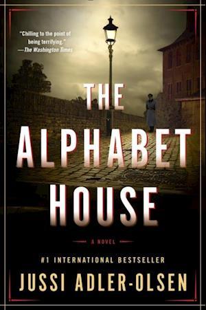 Alphabet House af Jussi Adler-Olsen