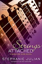 Strings Attached (A Salon Games Novel)