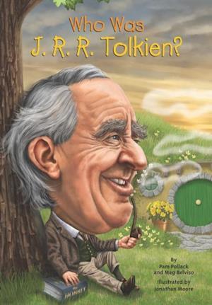 Who Was J. R. R. Tolkien? af Pam Pollack, Meg Belviso