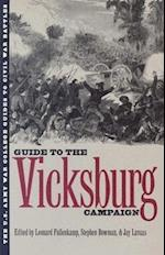 U.S.Army War College Guide to the Vicksburg Campaign (The U.S. Army War College Guides to Civil War Battles)