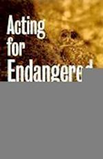 Acting for Endangered Species (Development of Western Resources)