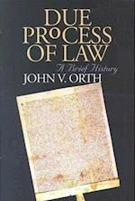 Due Process of Law (PB)