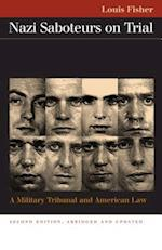 Nazi Saboteurs on Trial (Landmark Law Cases & American Society)