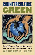 Counterculture Green (Culture America (Hardcover))