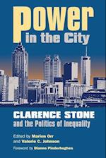 Power in the City (Studies in Government & Public Policy)