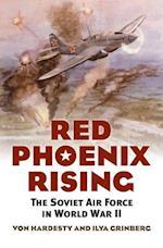 Red Phoenix Rising af Ilya Grinberg, Von Hardesty