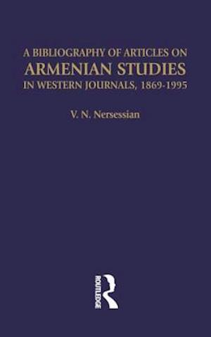 A Bibliography of Articles on Armenian Studies in Western Journals, 1869-1995