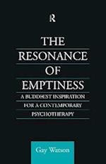 The Resonance of Emptiness: A Buddhist Inspiration for Contemporary Psychotherapy