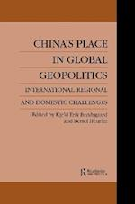 China's Place in Global Geopolitics (Danish Institute for International Affairs S)