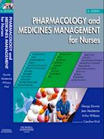 Pharmacology and Medicines Management for Nurses - Elsevieron VitalSource
