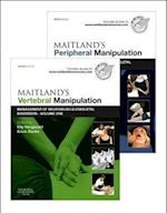 Maitland's Vertebral Manipulation, Volume 1, 8e and Maitland's Peripheral Manipulation, Volume 2, 5e (2-Volume Set)