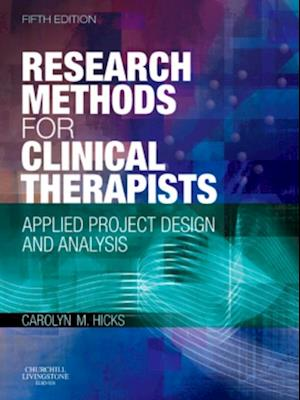 Research Methods for Clinical Therapists - Elsevieron VitalSource