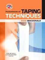 Pocketbook of Taping Techniques (Physiotherapy Pocketbooks)