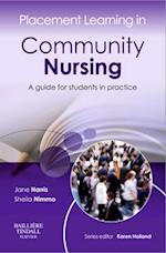Placement Learning in Community Nursing (Placement Learning)
