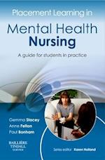 Placement Learning in Mental Health Nursing (Placement Learning)