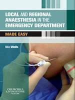 Local and Regional Anaesthesia in the Emergency Department Made Easy