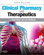 Clinical Pharmacy and Therapeutics af Roger Walker